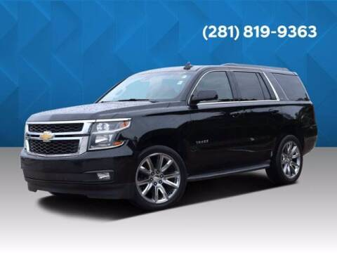 2015 Chevrolet Tahoe for sale at BIG STAR HYUNDAI in Houston TX