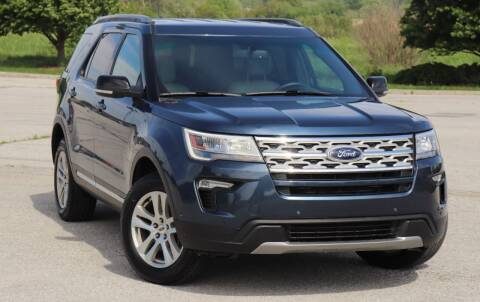 2018 Ford Explorer for sale at Big O Auto LLC in Omaha NE