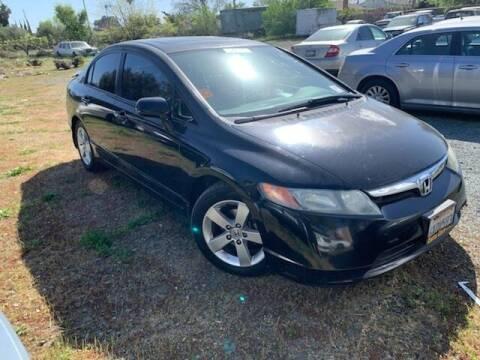 2007 Honda Civic for sale at Contra Costa Auto Sales in Oakley CA