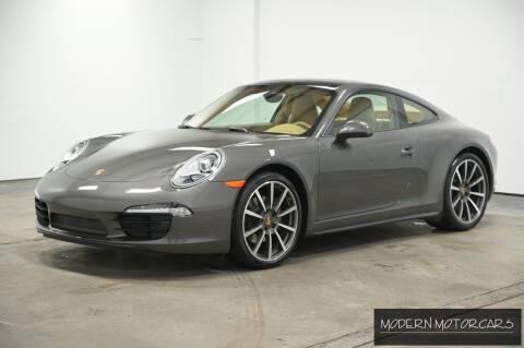 2015 Porsche 911 for sale at Modern Motorcars in Nixa MO