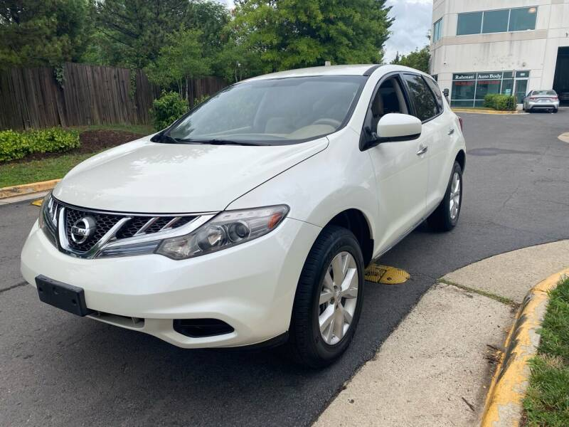 2011 Nissan Murano for sale at Super Bee Auto in Chantilly VA