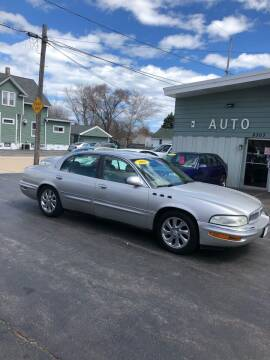 2005 Buick Park Avenue for sale at SHEFFIELD MOTORS INC in Kenosha WI