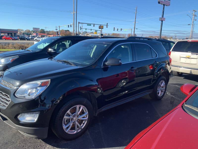 2017 Chevrolet Equinox for sale at Auto Credit Xpress in Jonesboro AR