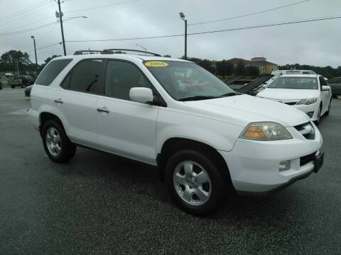 2004 Acura MDX for sale at Kelly & Kelly Supermarket of Cars in Fayetteville NC