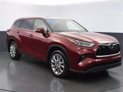 2020 Toyota Highlander for sale at Tim Short Auto Mall in Corbin KY