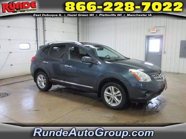 2013 Nissan Rogue for sale at Runde Chevrolet in East Dubuque IL