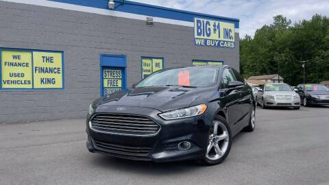 2014 Ford Fusion for sale at BIG #1 INC in Brownstown MI