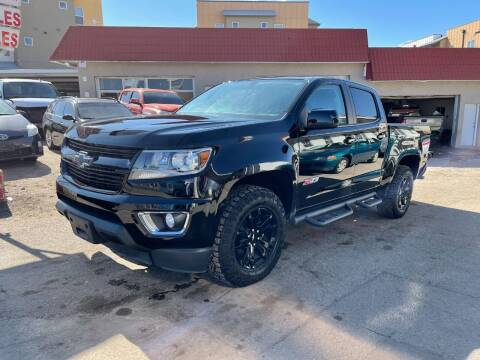 2018 Chevrolet Colorado for sale at STS Automotive in Denver CO