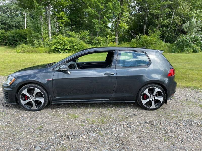 2015 Volkswagen Golf GTI for sale at Hart's Classics Inc in Oxford ME