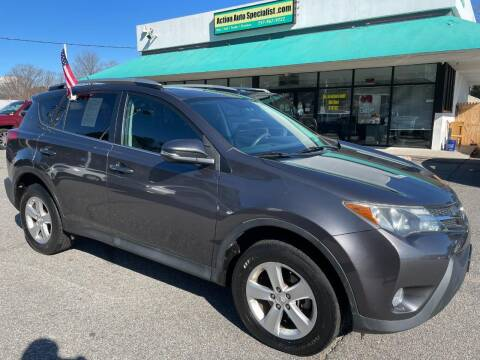 2013 Toyota RAV4 for sale at Action Auto Specialist in Norfolk VA