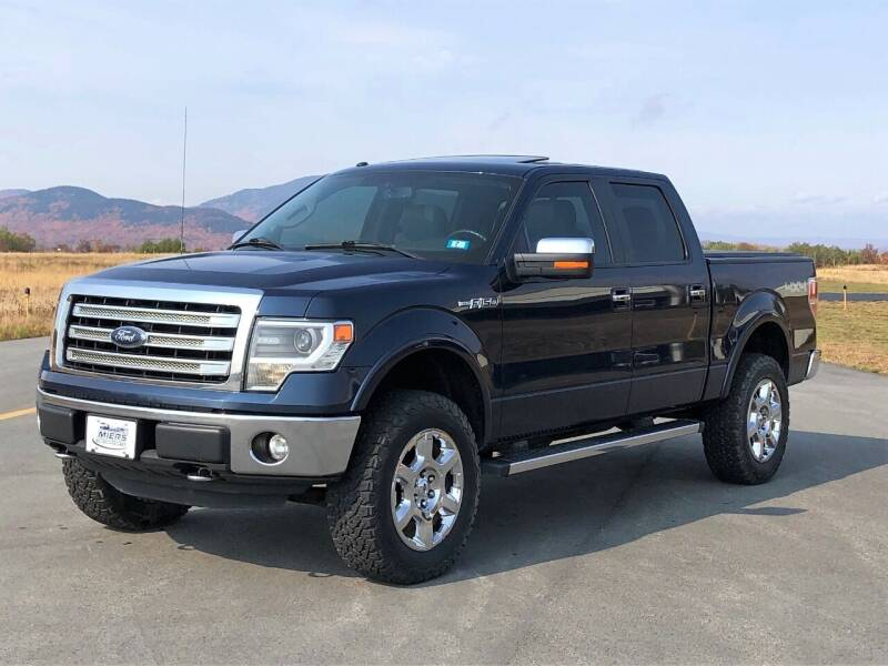 2013 Ford F-150 for sale at Miers Motorsports in Hampstead NH