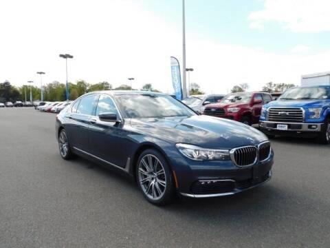 2017 BMW 7 Series for sale at Radley Cadillac in Fredericksburg VA