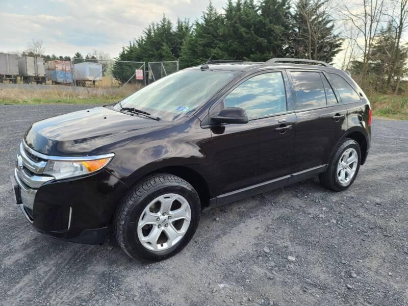 2014 Ford Edge for sale at Driven Motors in Staunton VA