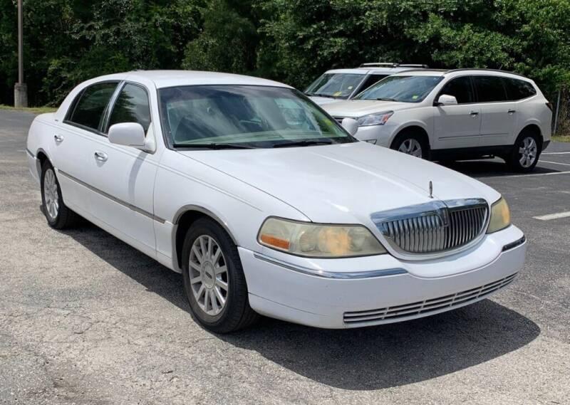 2007 Lincoln Town Car for sale at Cobalt Cars in Atlanta GA