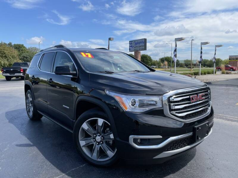 2017 GMC Acadia for sale at Integrity Auto Center in Paola KS