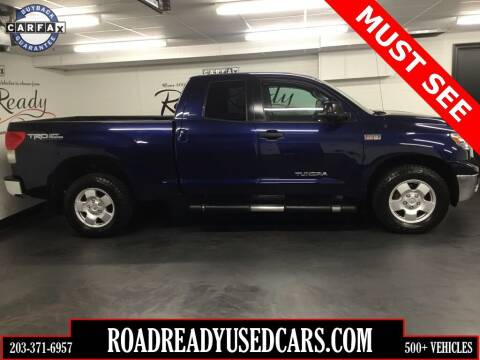 2008 Toyota Tundra for sale at Road Ready Used Cars in Ansonia CT