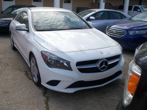 2016 Mercedes-Benz CLA for sale at Louisiana Imports in Baton Rouge LA