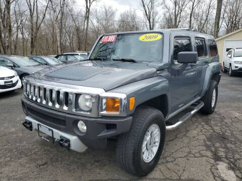 2009 HUMMER H3 for sale at CENTRAL GROUP in Raritan NJ