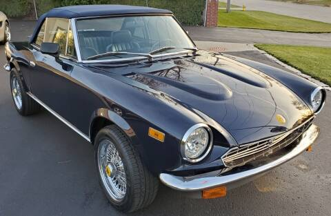 1982 FIAT 124 Spider 2000 for sale at ADA Motorwerks in Green Bay WI