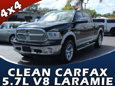 2014 RAM Ram Pickup 1500 for sale at Palm Beach Auto Wholesale in Lake Park FL