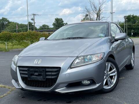 2012 Honda CR-Z for sale at MAGIC AUTO SALES in Little Ferry NJ
