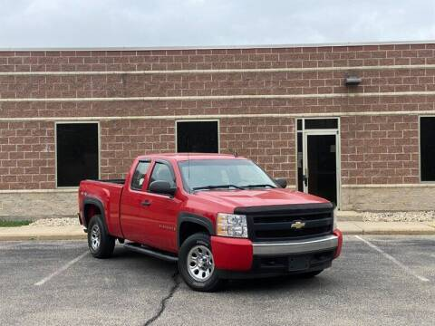 2008 Chevrolet Silverado 1500 for sale at A To Z Autosports LLC in Madison WI