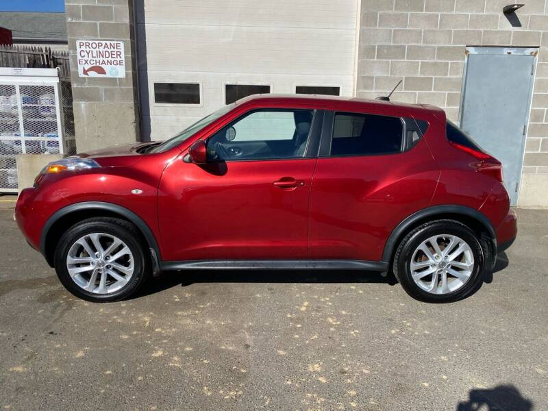 2011 Nissan JUKE for sale at Pafumi Auto Sales in Indian Orchard MA