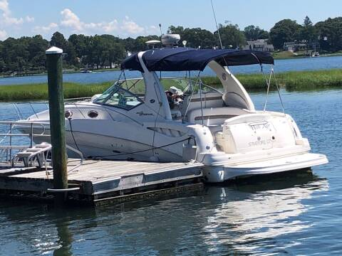 2005 Sea Ray SUNDANCER for sale at Bel Air Auto Sales in Milford CT