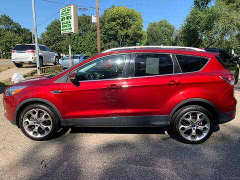 2015 Ford Escape for sale at SS Auto Pro of Grand Rapids in Kentwood MI