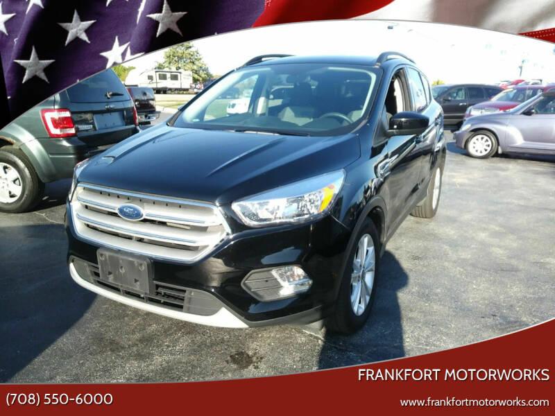 2018 Ford Escape for sale in Frankfort, IL