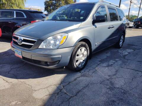2007 Hyundai Entourage for sale at Peter Kay Auto Sales in Alden NY