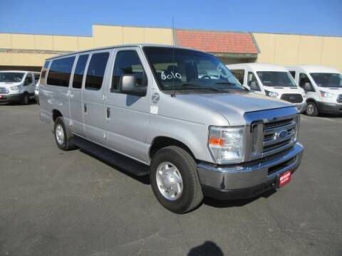 2012 Ford E-Series Wagon for sale at Norco Truck Center in Norco CA