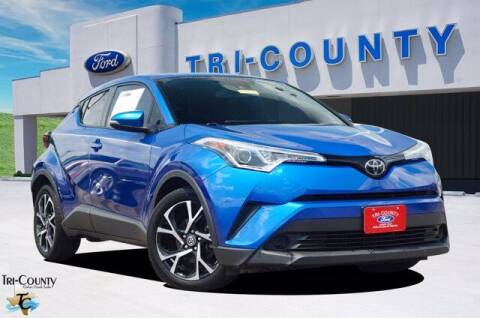 2018 Toyota C-HR for sale at TRI-COUNTY FORD in Mabank TX