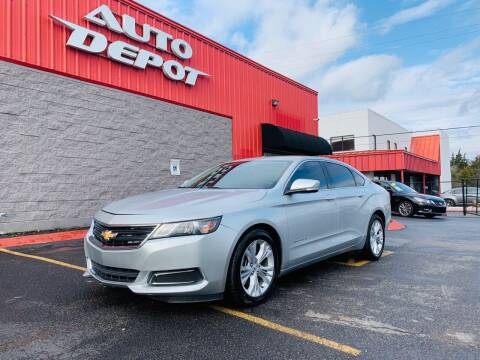 2015 Chevrolet Impala for sale at Auto Depot - Madison in Madison TN