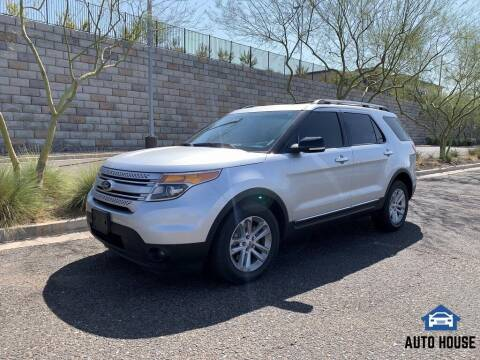 2015 Ford Explorer for sale at MyAutoJack.com @ Auto House in Tempe AZ