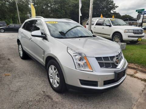 2011 Cadillac SRX for sale at PIRATE AUTO SALES in Greenville NC