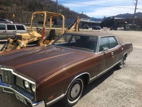 1972 Ford LTD for sale at Muncy's Recycle & Auto Sales in Belfry KY