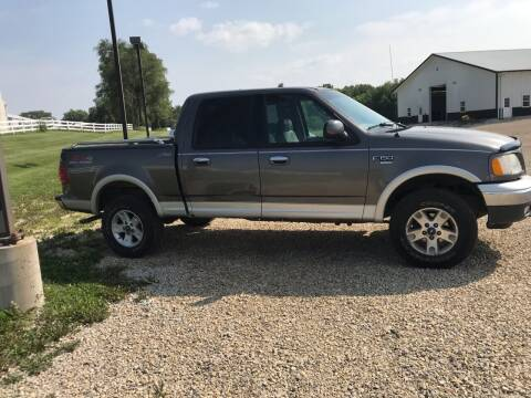2003 Ford F-150 for sale at Lanny's Auto in Winterset IA