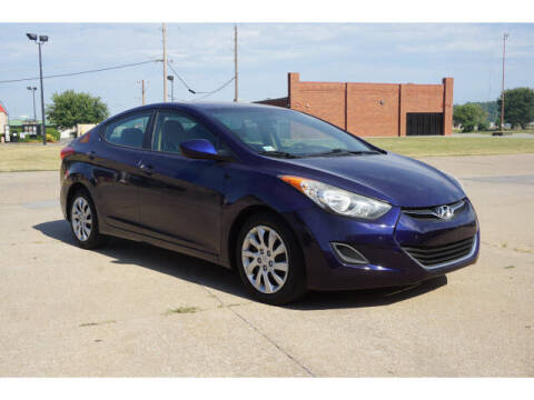 2013 Hyundai Elantra for sale at Autosource in Sand Springs OK