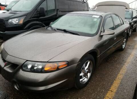 2001 Pontiac Bonneville for sale at Green Light Auto in Sioux Falls SD