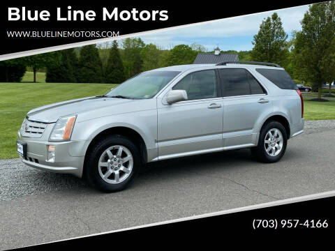2008 Cadillac SRX for sale at Blue Line Motors in Winchester VA