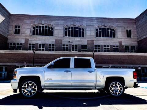 2014 Chevrolet Silverado 1500 for sale at Mickdiesel Motorplex in Amarillo TX