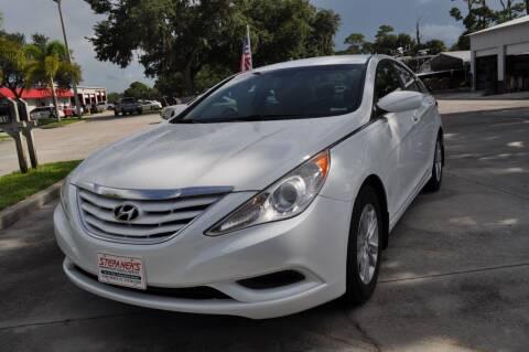 2011 Hyundai Sonata for sale at STEPANEK'S AUTO SALES & SERVICE INC. in Vero Beach FL