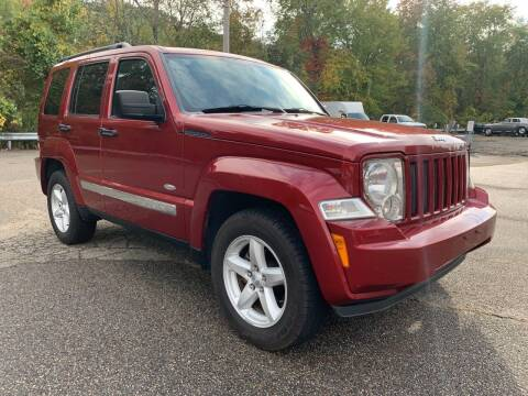 2012 Jeep Liberty for sale at George Strus Motors Inc. in Newfoundland NJ