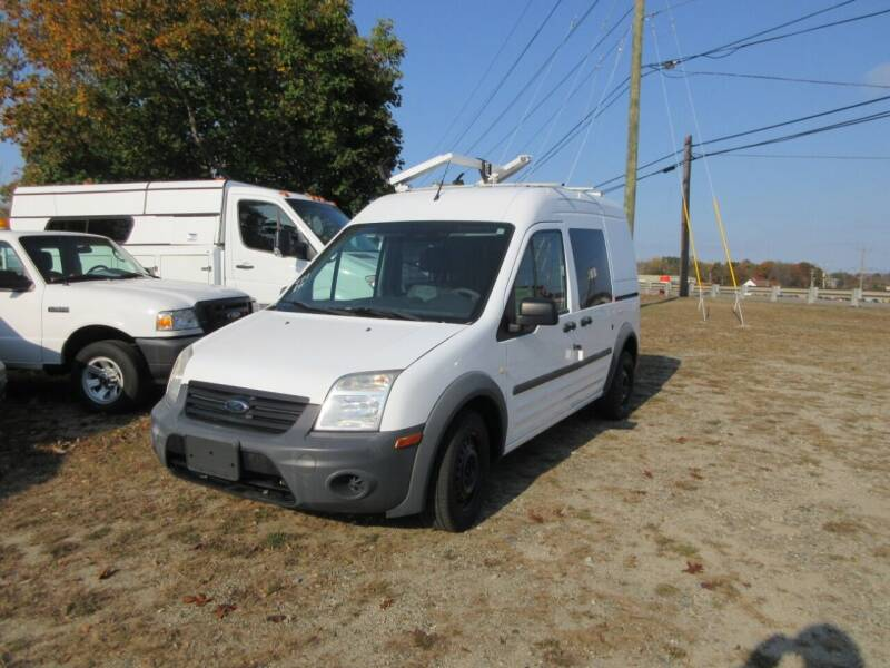 2013 Ford Transit Connect for sale at ABC AUTO LLC in Willimantic CT