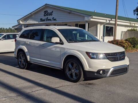 2016 Dodge Journey for sale at Best Used Cars Inc in Mount Olive NC
