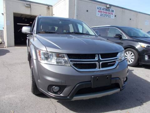 2013 Dodge Journey for sale at ACH AutoHaus in Dallas TX