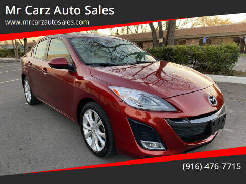 2010 Mazda MAZDA3 for sale at Mr Carz Auto Sales in Sacramento CA