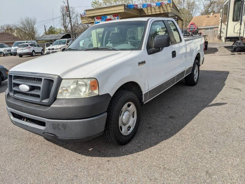 2007 Ford F-150 for sale at Tri-State Motors in Southaven MS