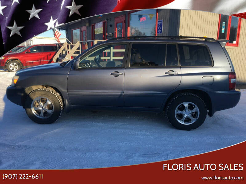 2007 Toyota Highlander for sale at FLORIS AUTO SALES in Anchorage AK